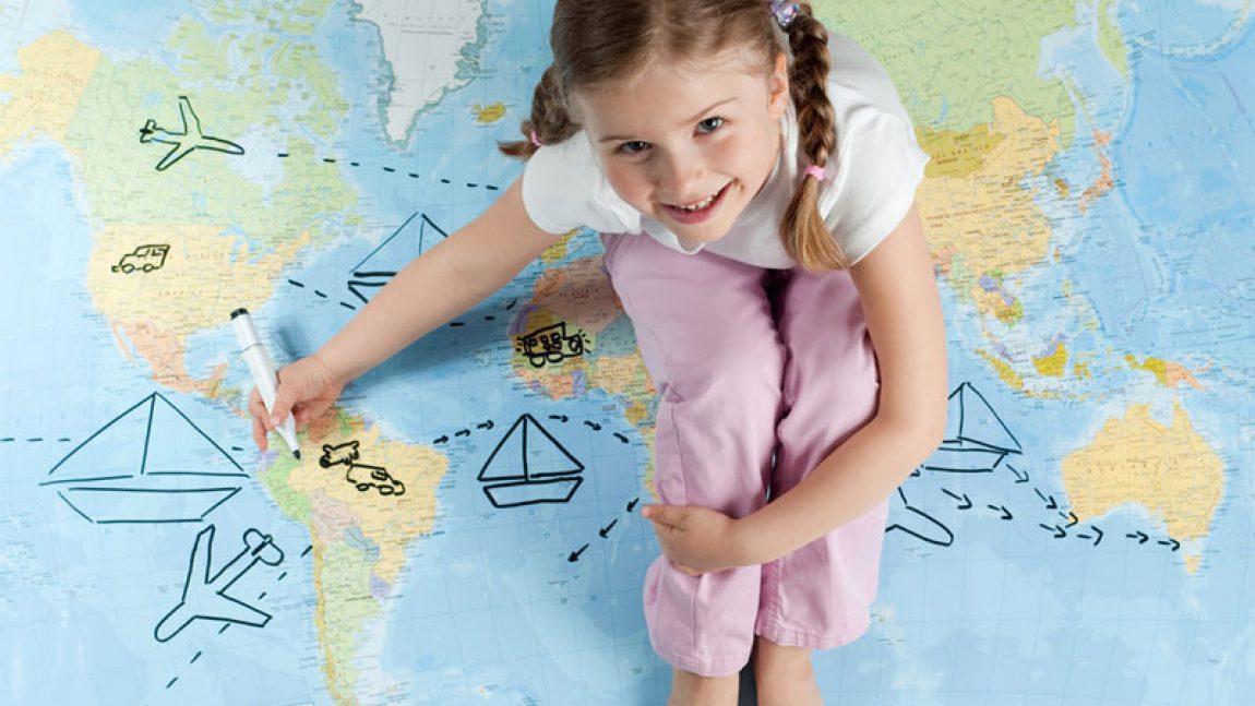Географическая викторина для детей