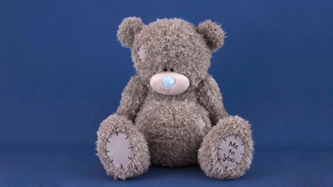 Мини-мишка Тедди