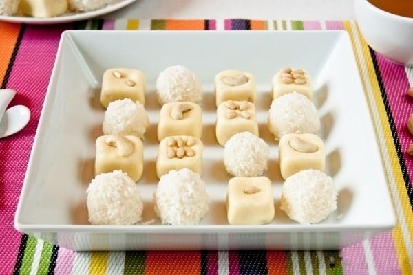 Рецепт индийских сладостей из молока