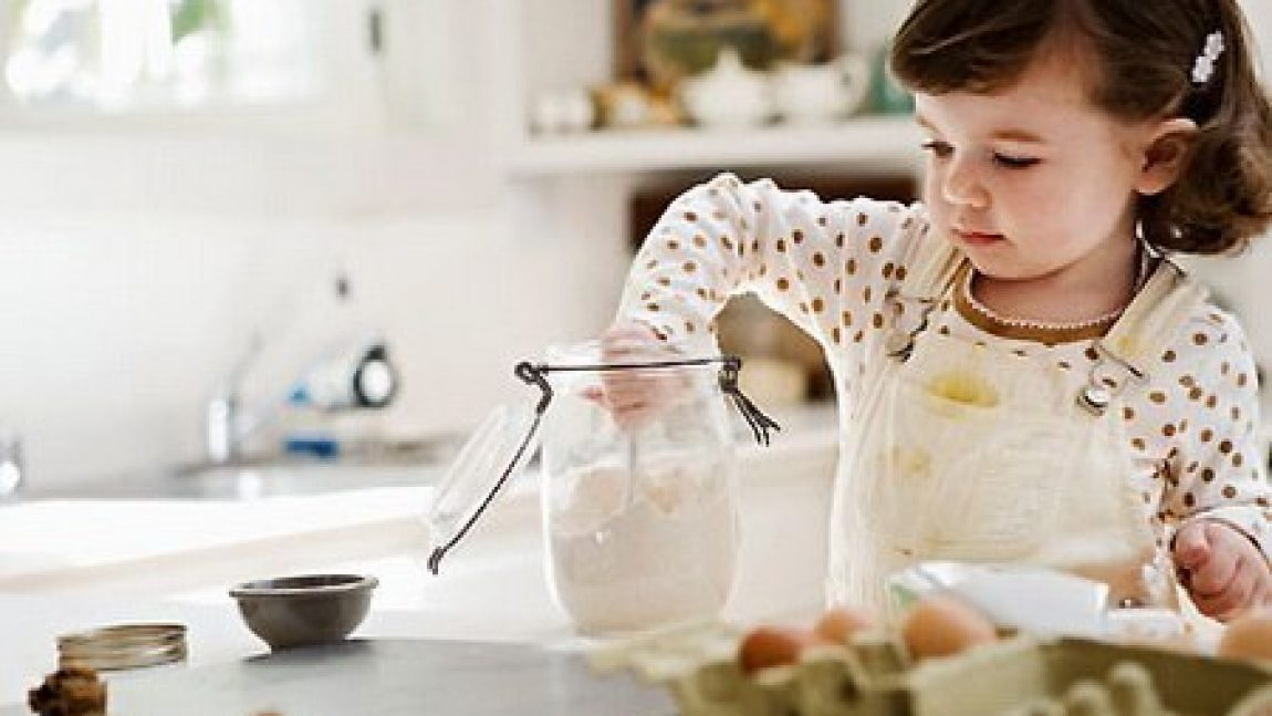 Занимательные кухонные эксперименты