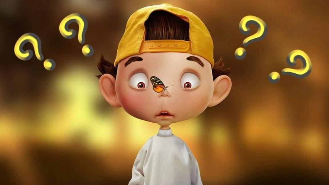 Загадки для детей: кто что говорит?