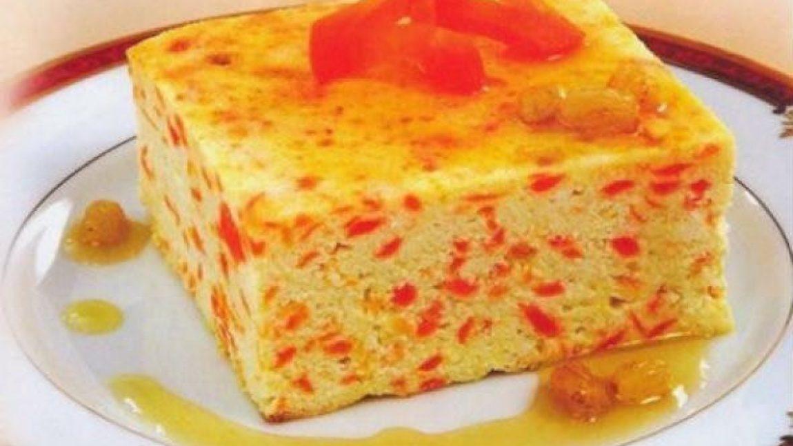 Творожная запеканка с морковью в духовке пошаговый рецепт с фото