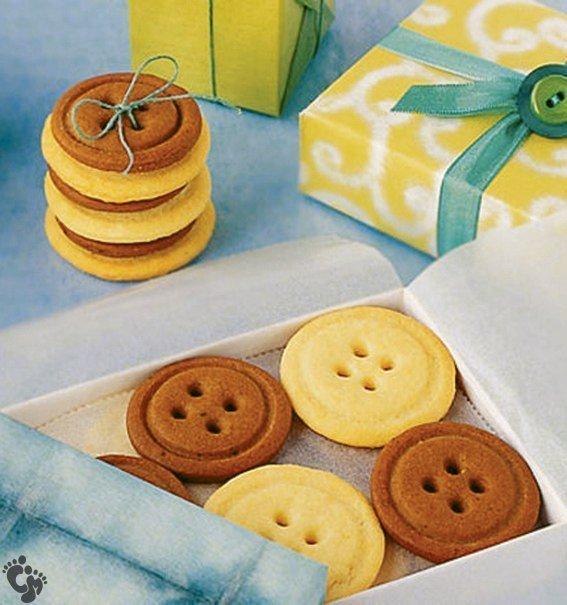 Оригинальные печенья своими руками