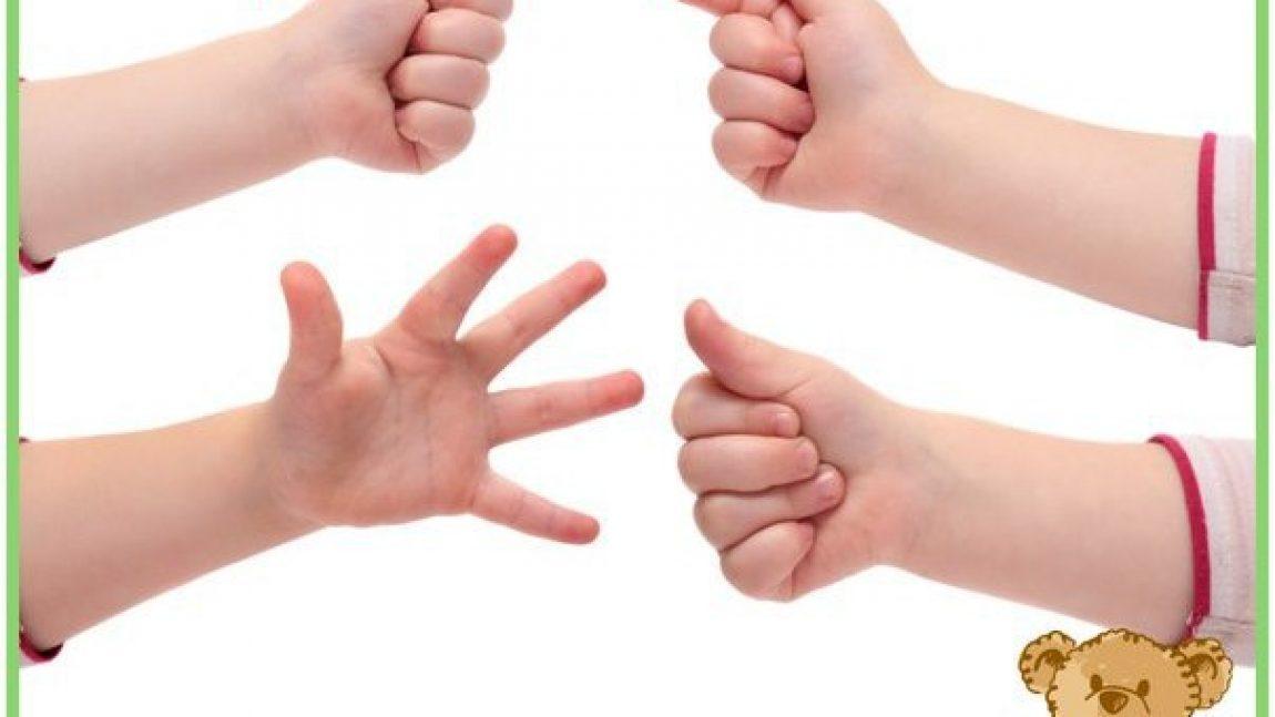 Осенние пальчиковые игры