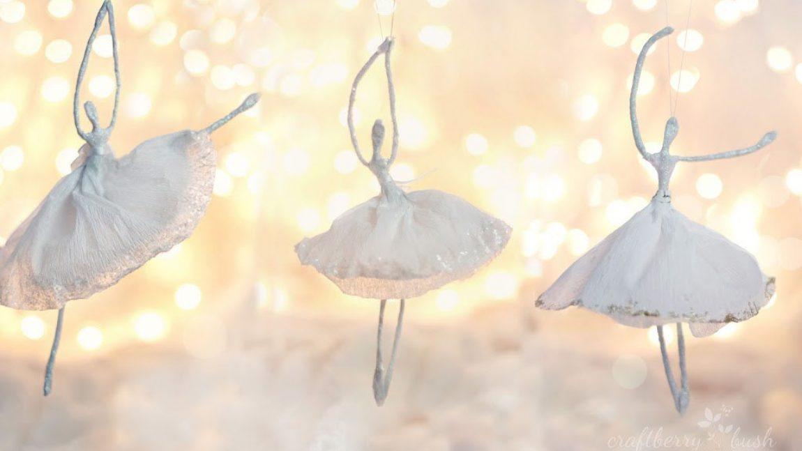 Проволочные балерины