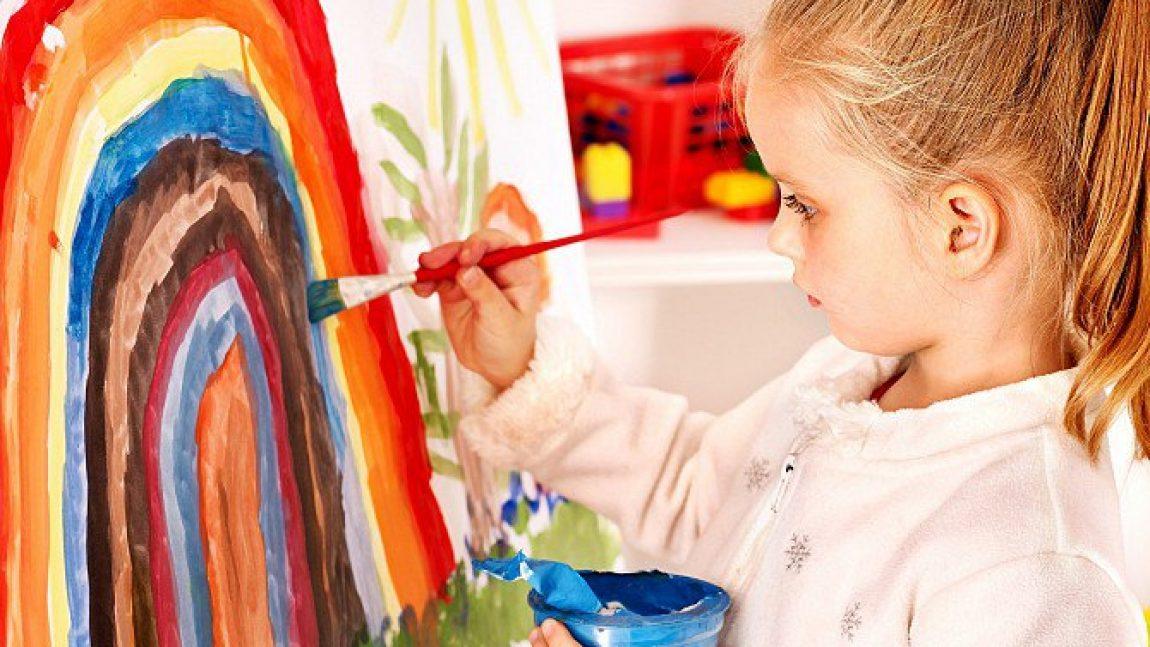 Детские рисунки — храним правильно