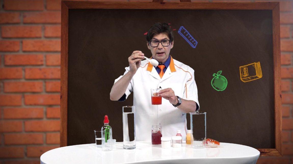 Телеканал «Смайлик» проведёт в «КидБурге» научные мастер-классы!