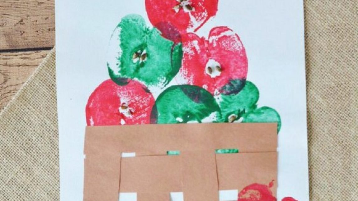 Яблочные штампы