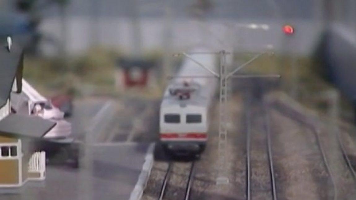 Узнаём про поезда с программой «Мир открытий»