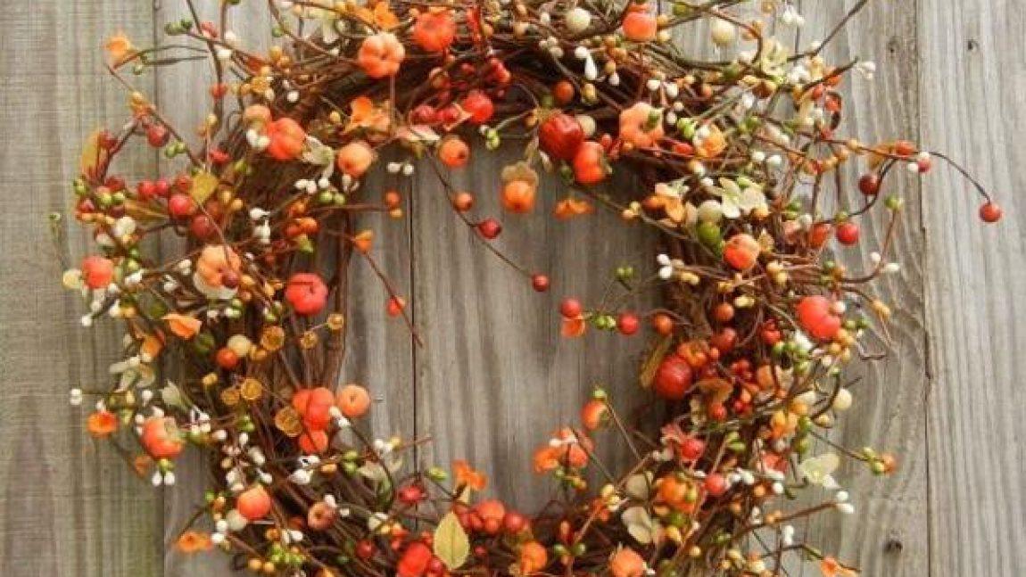 Осенние веночки