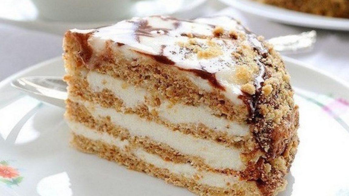 Торт «Малютка»