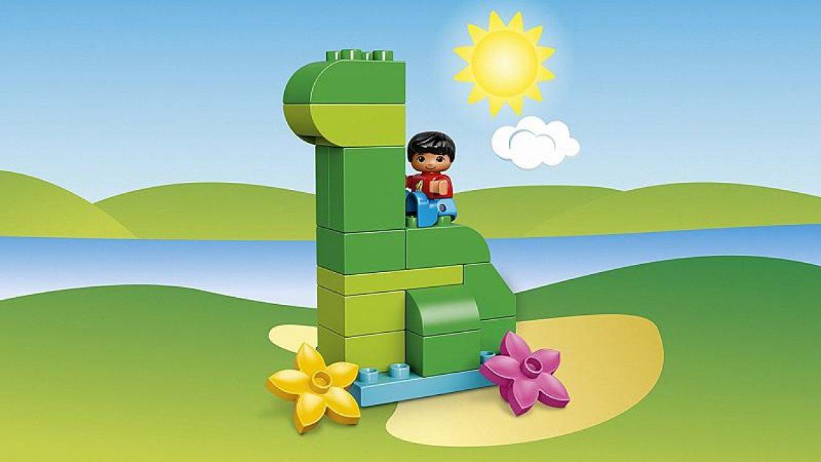 Зоологические LEGO схемы