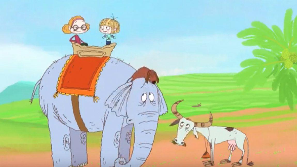 Большое слонопутешествие
