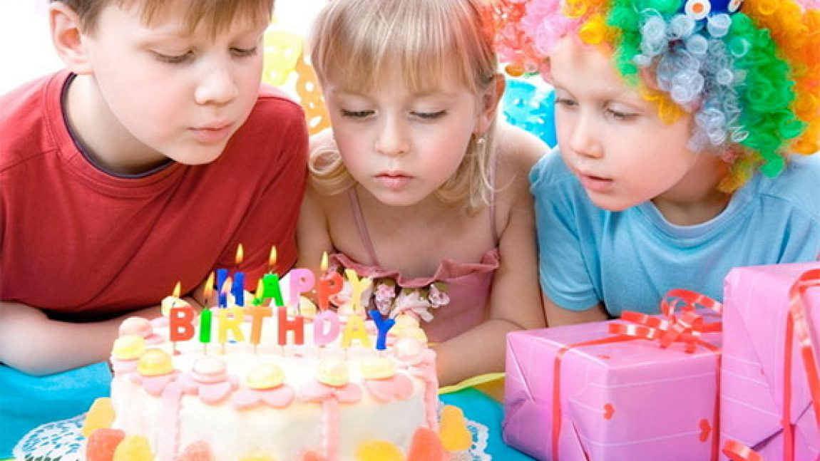 Что приготовить вкусненького на детский день рождения?