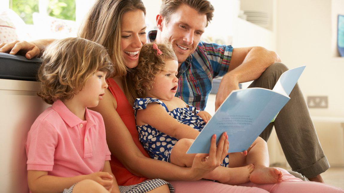 Учимся читать детям. Правильно!