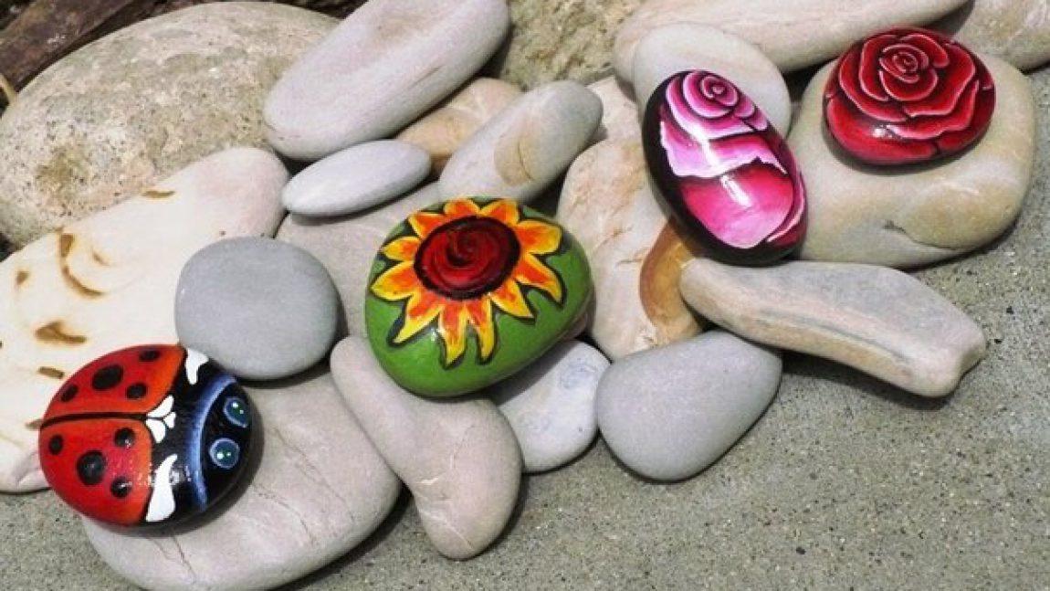 Развиваемся играя: живые камни