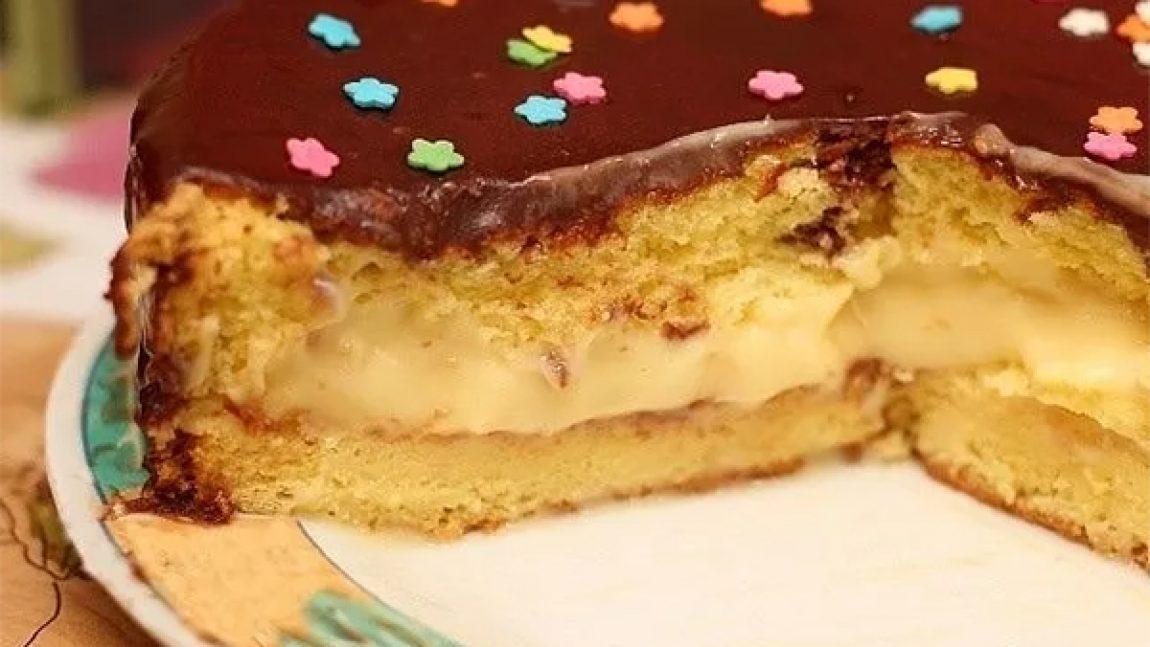 Вкусный торт Чародейка
