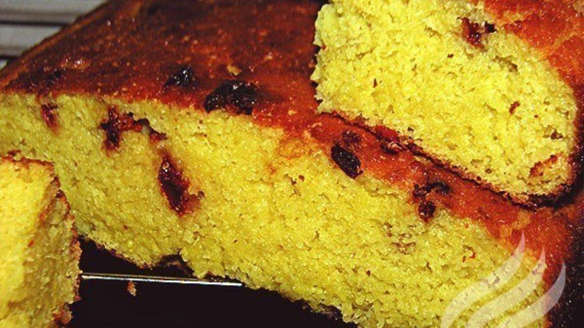 Манник – любимый пирог для деток