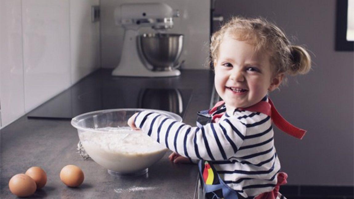 Два рецепта для юных поварят (3-5 лет)
