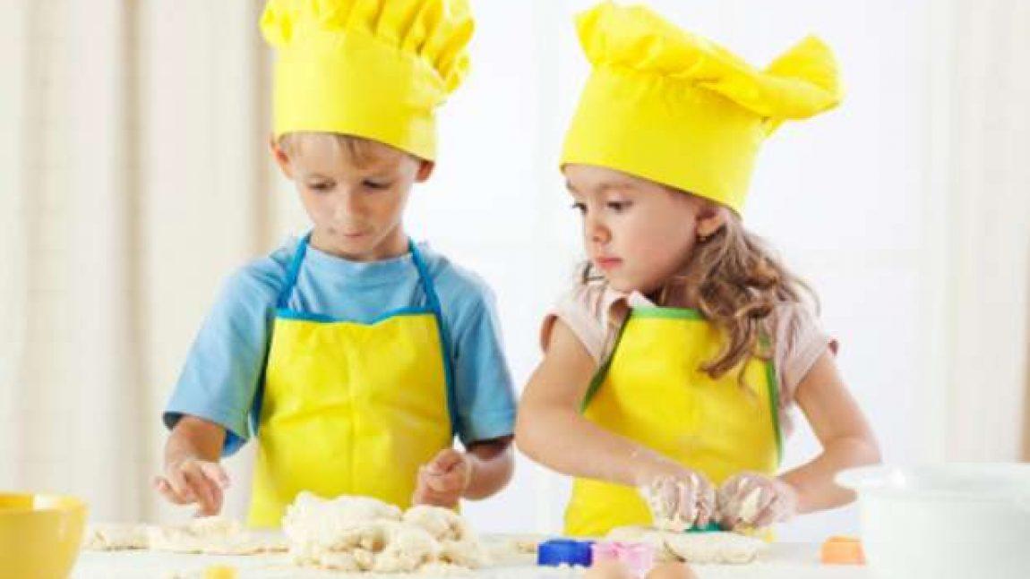 5 завтраков, которые могут приготовить дети: мини-пицца