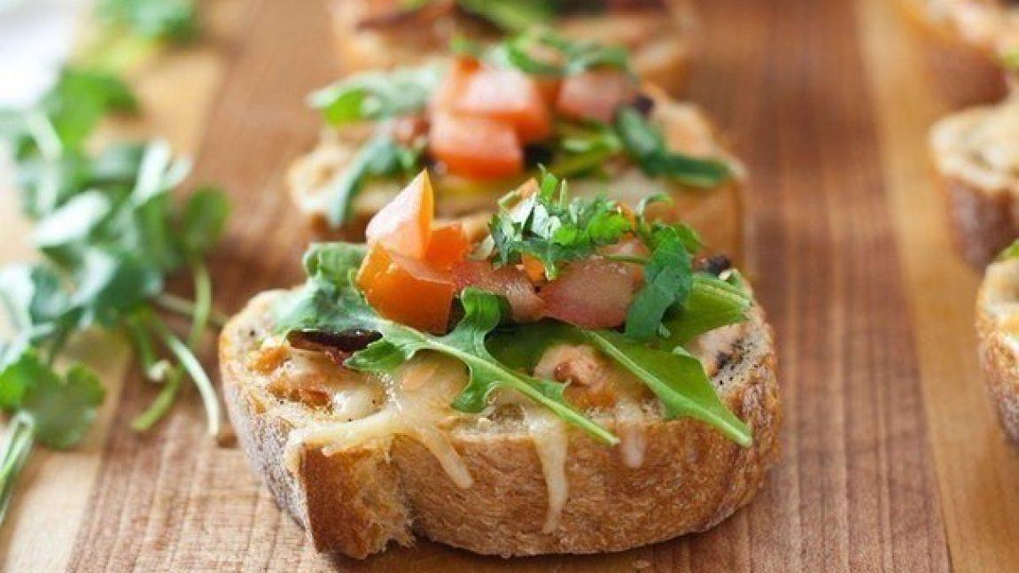 Бутерброды, вкусные и разные