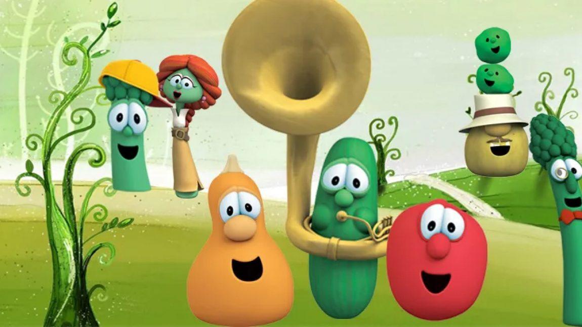 Десяток самых весёлых овощных песенок!