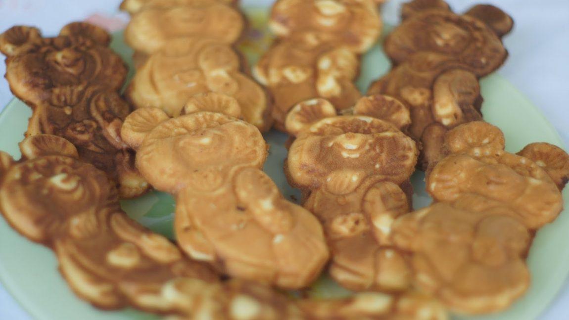 Печенье – Мишки