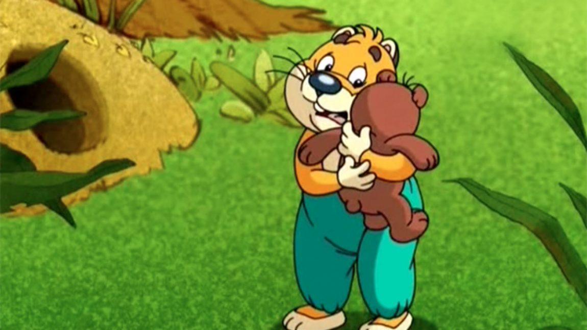 Смотрите мультик «Как Хома с медвежонком играл»