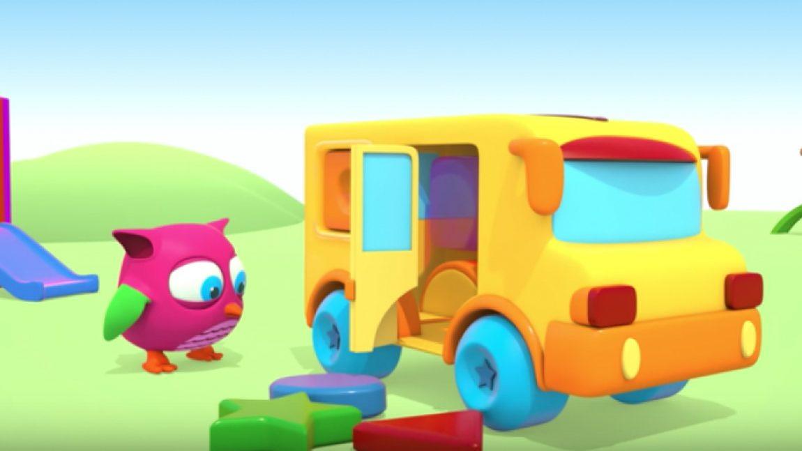 «Совёнок Хоп-Хоп» и автобус-сортировщик