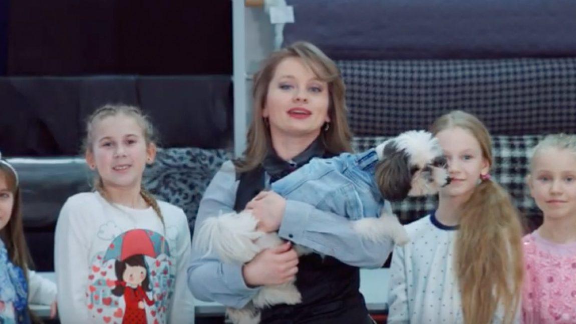 «Стильняшка»: шьём курточку для собачки