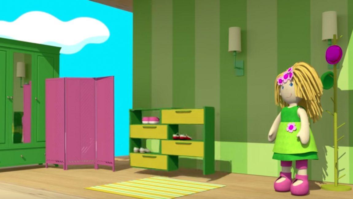 Бьянка из «Кукольного домика» расскажет про гардероб