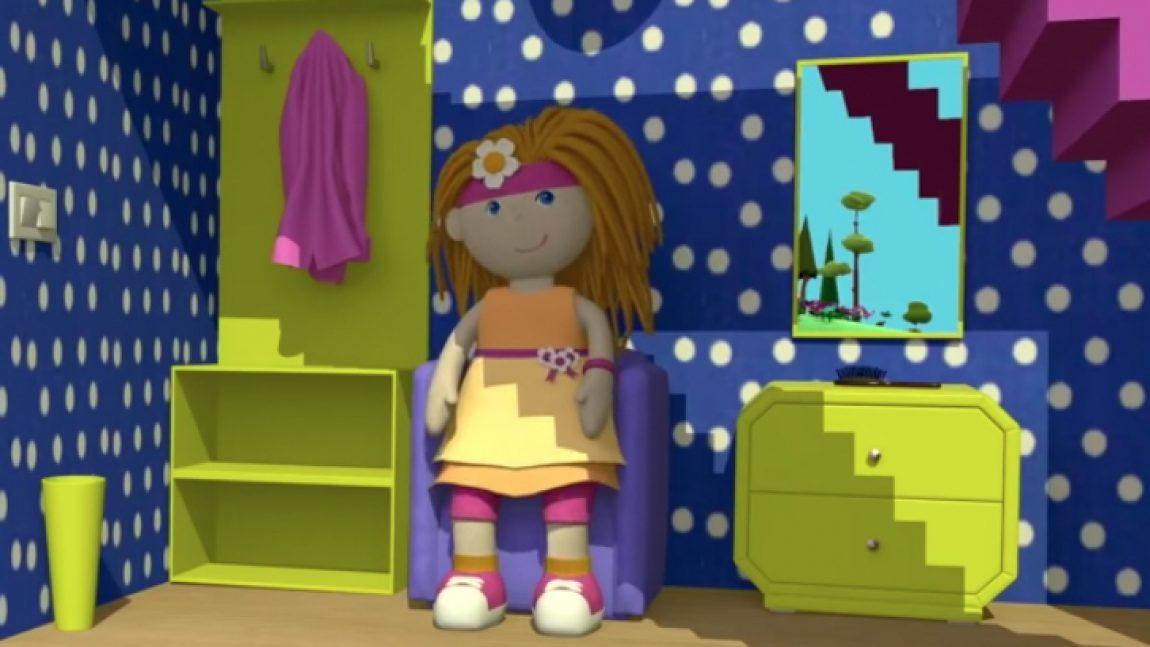 Бьянка из «Кукольного домика» покажет свой балкон