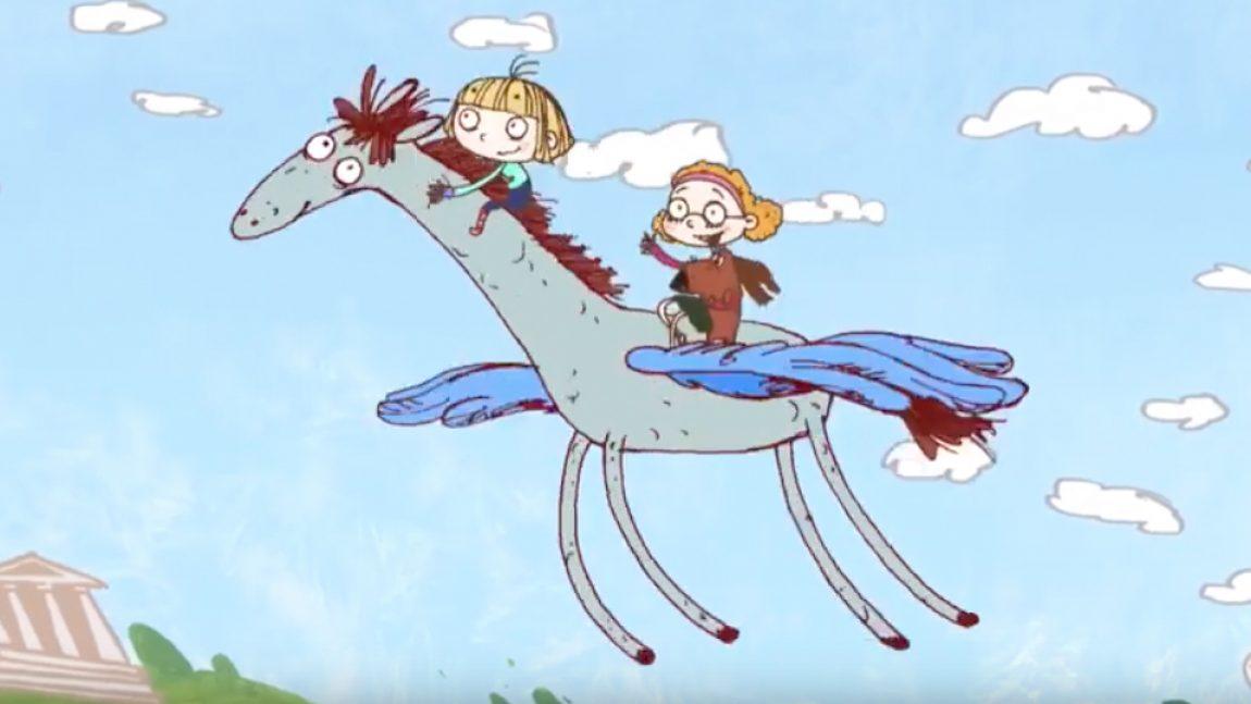 «Так не бывает» – мифические лошадки