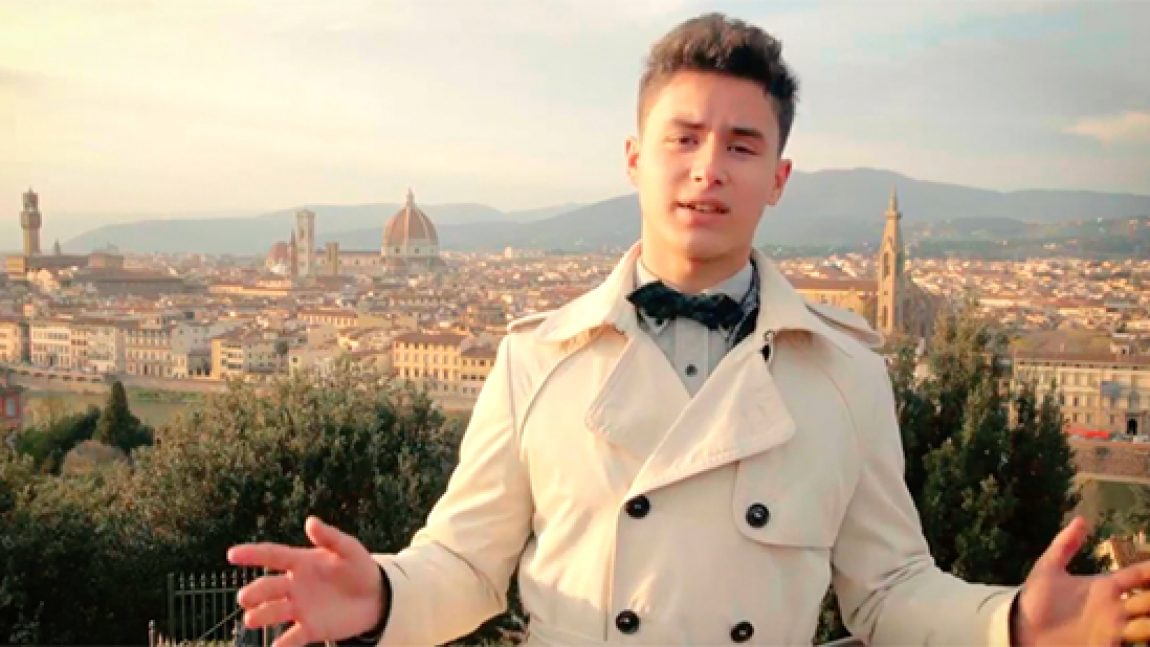 «Без чемодана». Флоренция