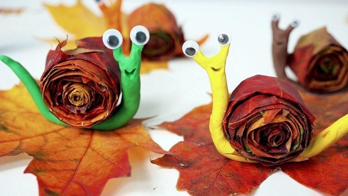 Осенние улитки