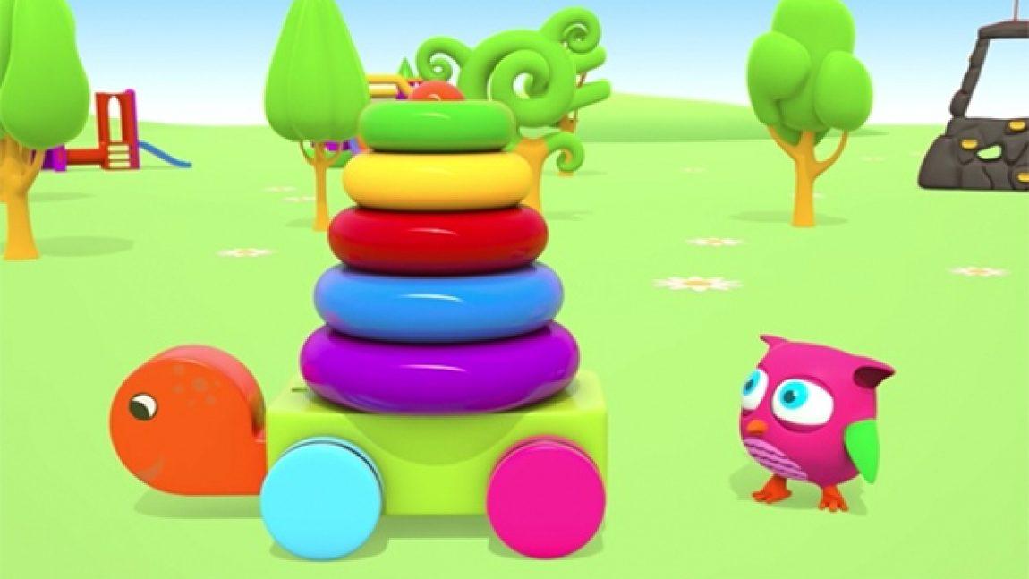 Музыкальная игрушка совёнка Хоп-Хоп