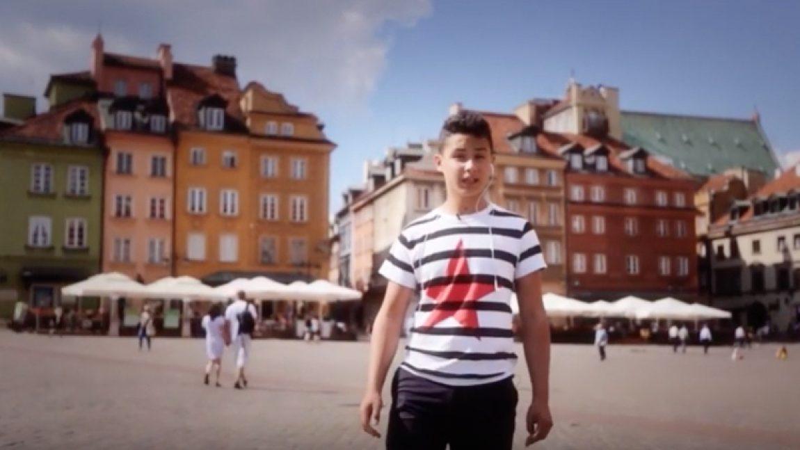 «Без чемодана»: Варшава