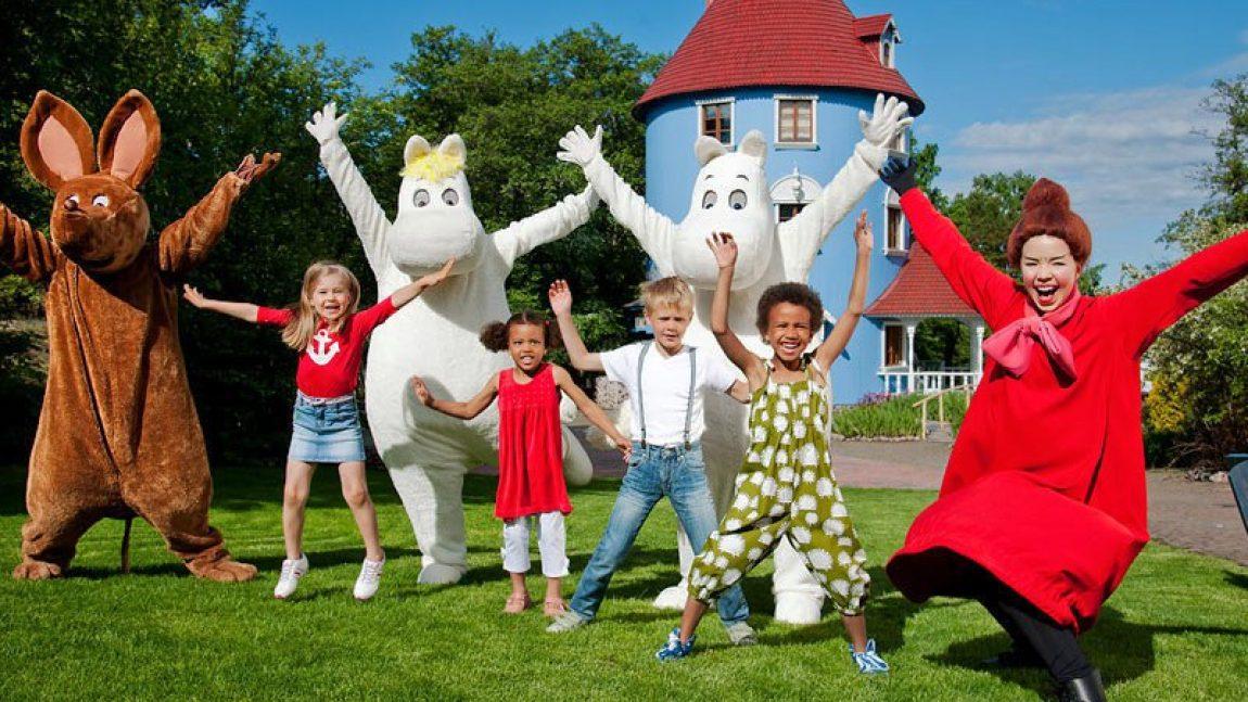 «Мир открытий» приглашает на развлечения в Финляндии