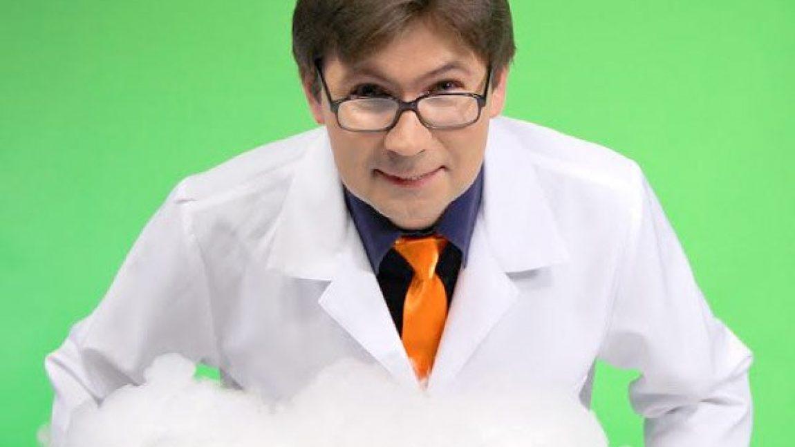 Академик Стекляшкин расскажет про жидкий азот