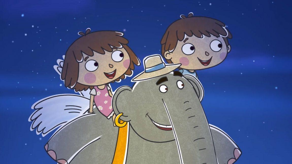 Непослушный слон