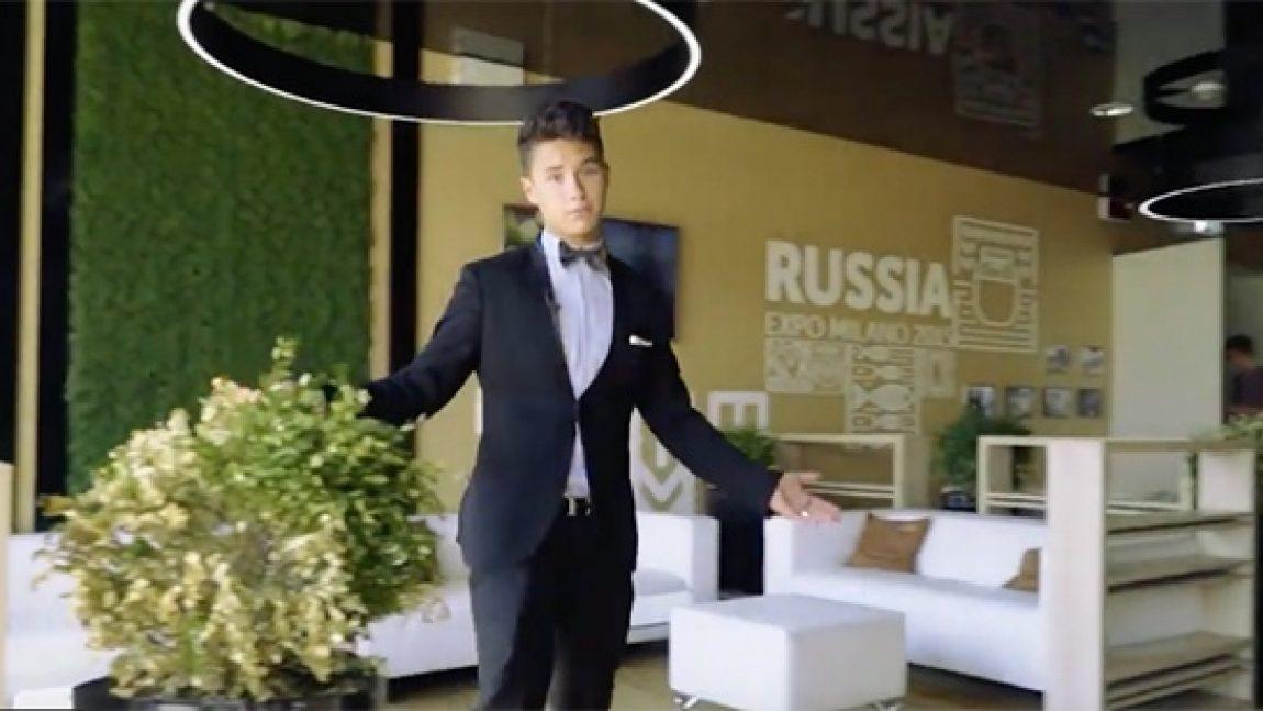 «Без чемодана». ЭКСПО-2015: Россия