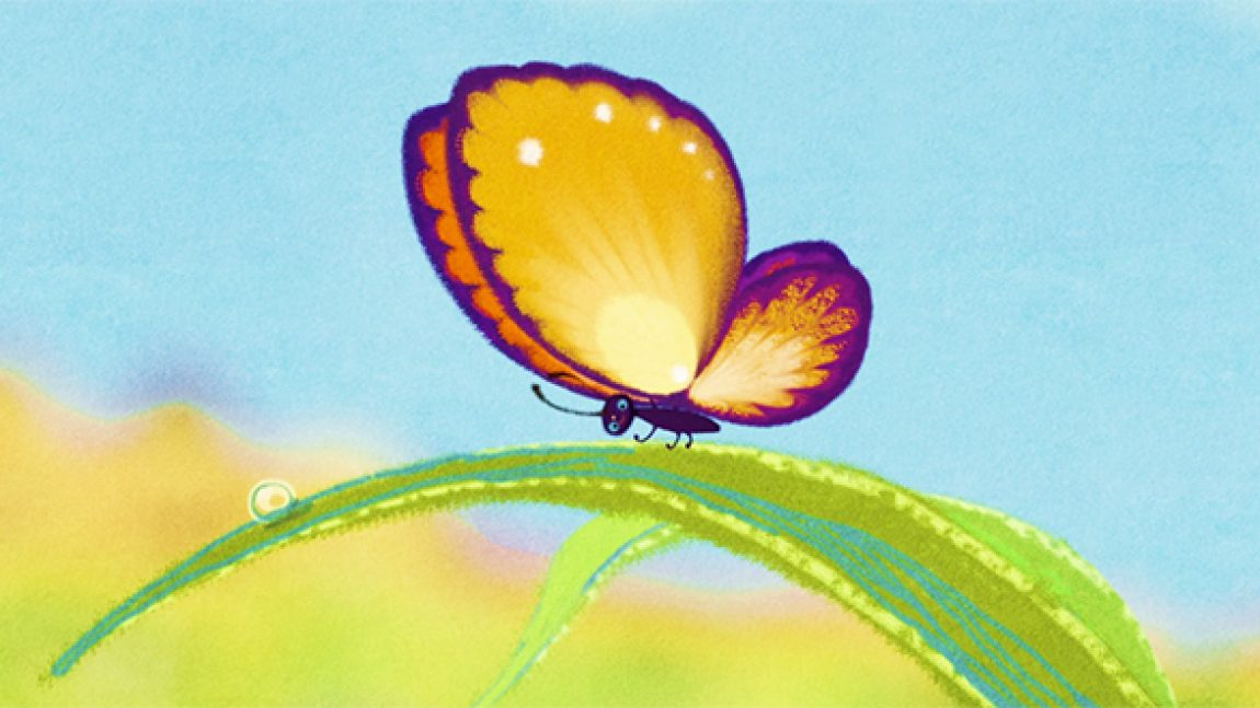 «Развивашка» – мультфильм для первооткрывателей-малюток